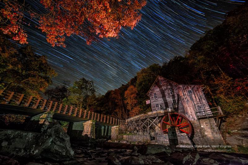 babcock 1 skyglow desktop wallpapers In Search of Americas Darkest Skies (24 Photos)