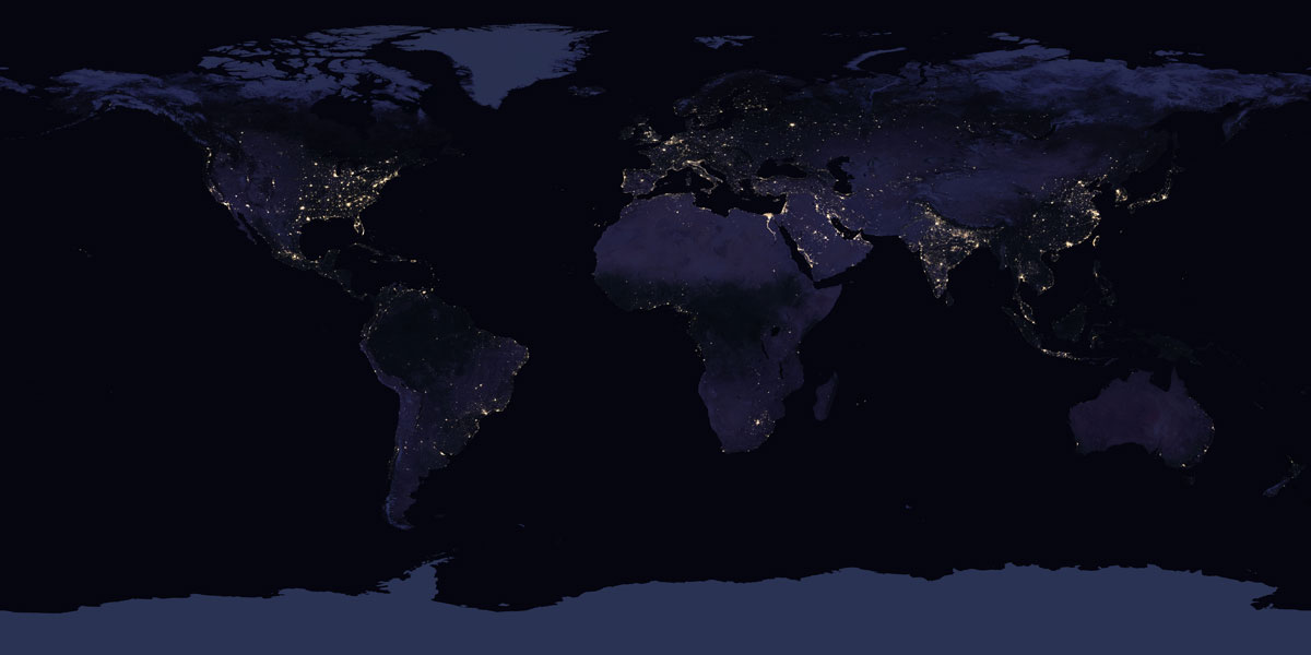 blackmarble 2016 3km NASA Releases Amazing New Photos of the World at Night