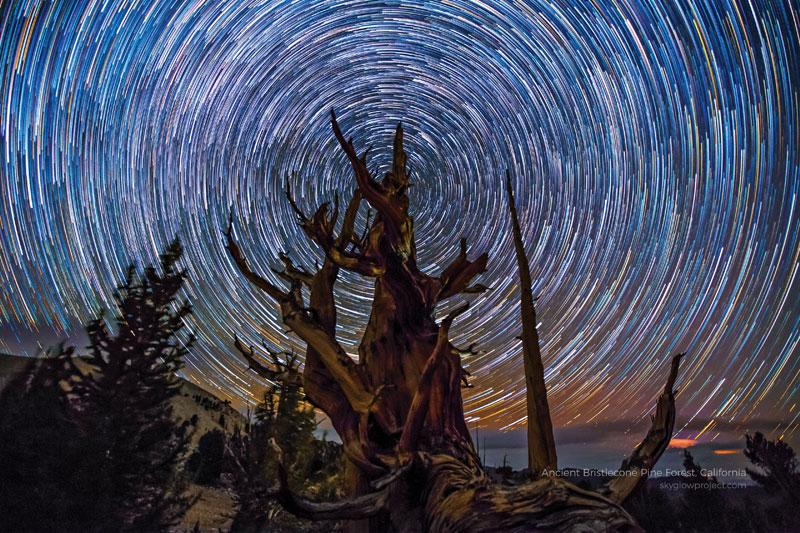 bristlecone 1 skyglow desktop wallpapers In Search of Americas Darkest Skies (24 Photos)