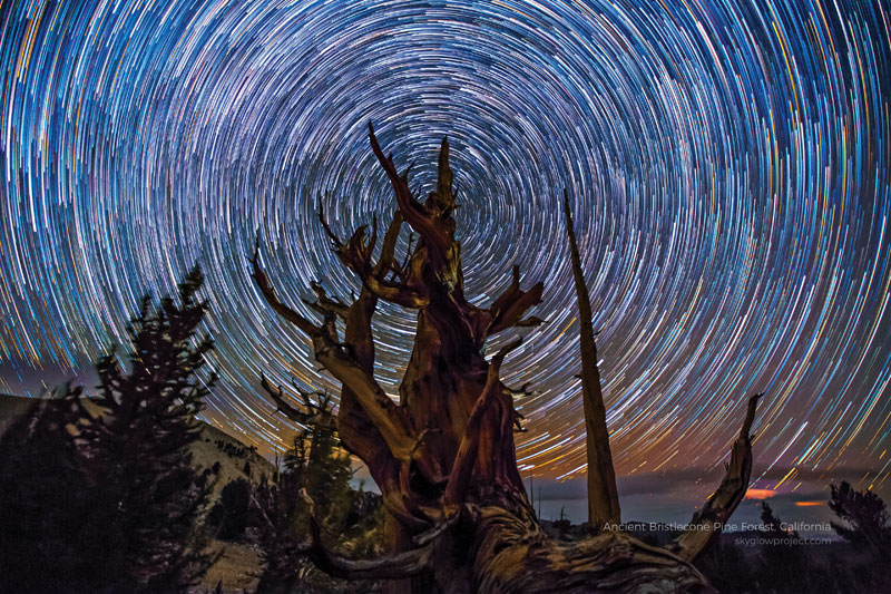 bristlecone 1 skyglow desktop wallpapers In Search of Americas Darkest Skies (24 Photos)
