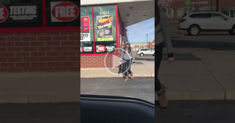 Dad Pranks Kids, Asks Them to Get Blinker Fluid and Bucket of Steam for the Car