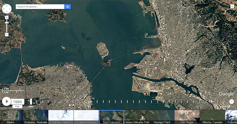 google earth timelapse 1 google earth timelapse lets you explore the globe and watch it change