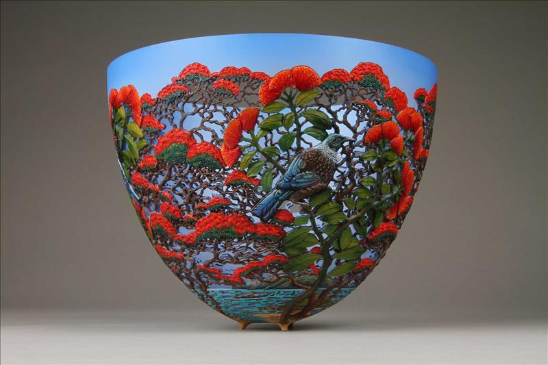 hand carved wooden bowls by gordon pembridge 6 This Artist Hand Carves Wooden Bowls Inspired by His Kenyan Roots