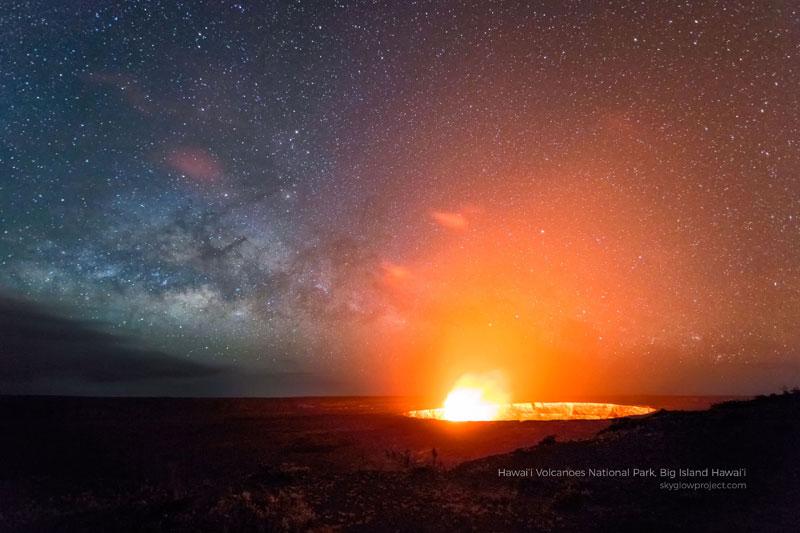 hawaii 1 skyglow desktop wallpapers In Search of Americas Darkest Skies (24 Photos)
