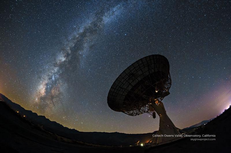 owens 2 skyglow desktop wallpapers In Search of Americas Darkest Skies (24 Photos)