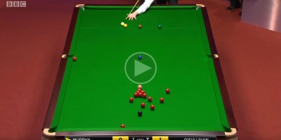 When You Think You've Snookered Your Opponent and He DoesThis