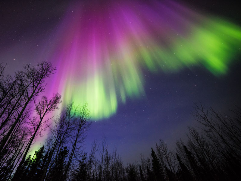 33 best auroras nasa has ever featured 12 The 33 Best Aurora Photos NASA Has Ever Featured
