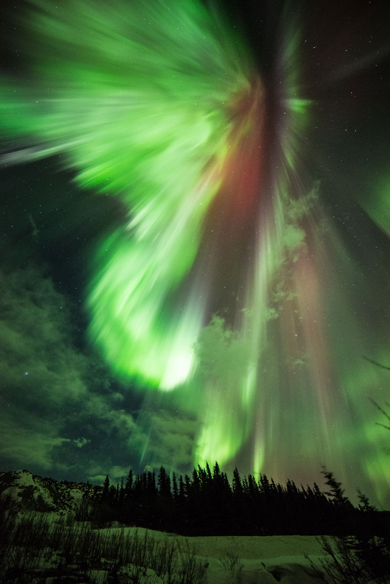 33 best auroras nasa has ever featured 13 The 33 Best Aurora Photos NASA Has Ever Featured