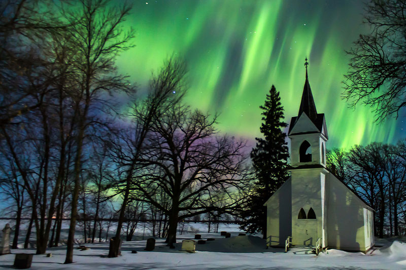 33 best auroras nasa has ever featured 17 The 33 Best Aurora Photos NASA Has Ever Featured