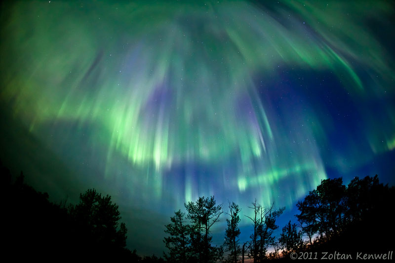 33 best auroras nasa has ever featured 23 The 33 Best Aurora Photos NASA Has Ever Featured