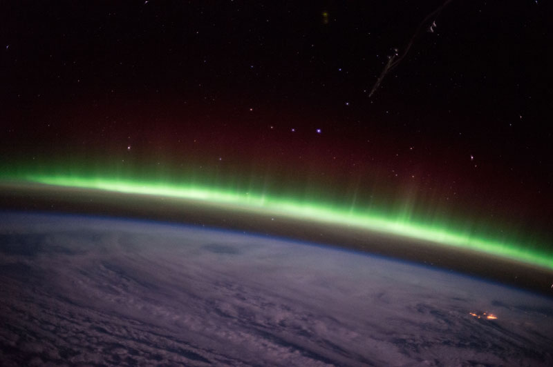 33 best auroras nasa has ever featured 30 The 33 Best Aurora Photos NASA Has Ever Featured