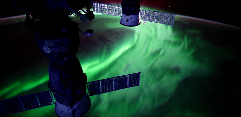 33 best auroras nasa has ever featured 33 The 33 Best Aurora Photos NASA Has Ever Featured
