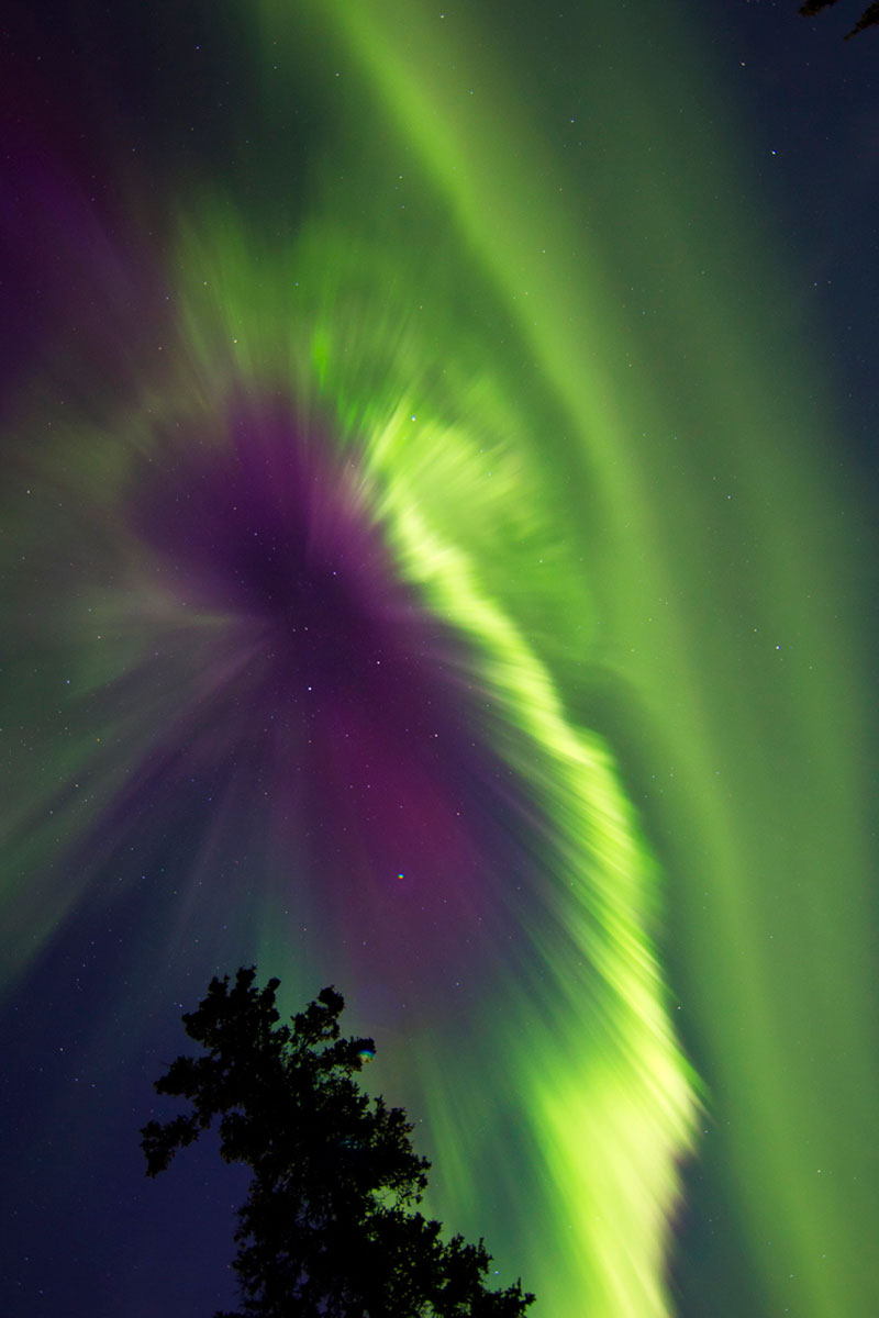 33 best auroras nasa has ever featured 4 The 33 Best Aurora Photos NASA Has Ever Featured