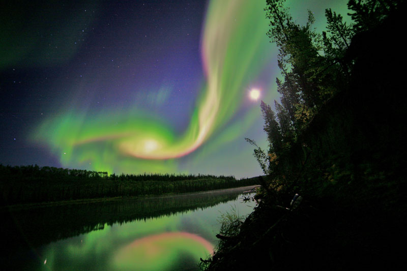 33 best auroras nasa has ever featured 5 The 33 Best Aurora Photos NASA Has Ever Featured