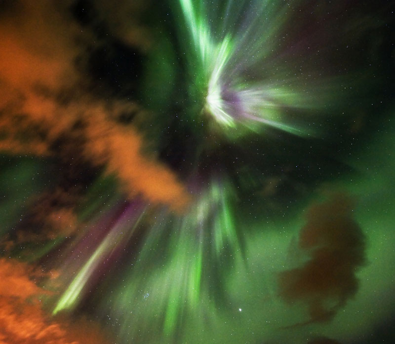 33 best auroras nasa has ever featured 8 The 33 Best Aurora Photos NASA Has Ever Featured