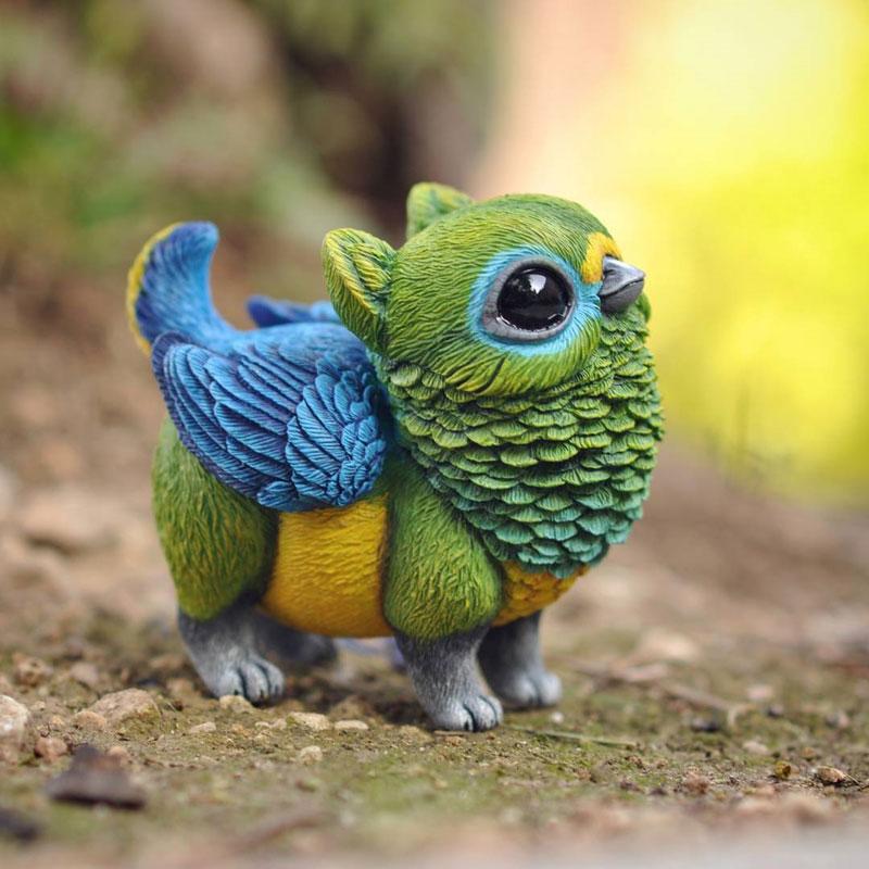artist sculptor lisa toms dreams up creatures that dont live on our world 7 Sculptor Lisa Toms Dreams Up Creatures that Dont Live in Our World