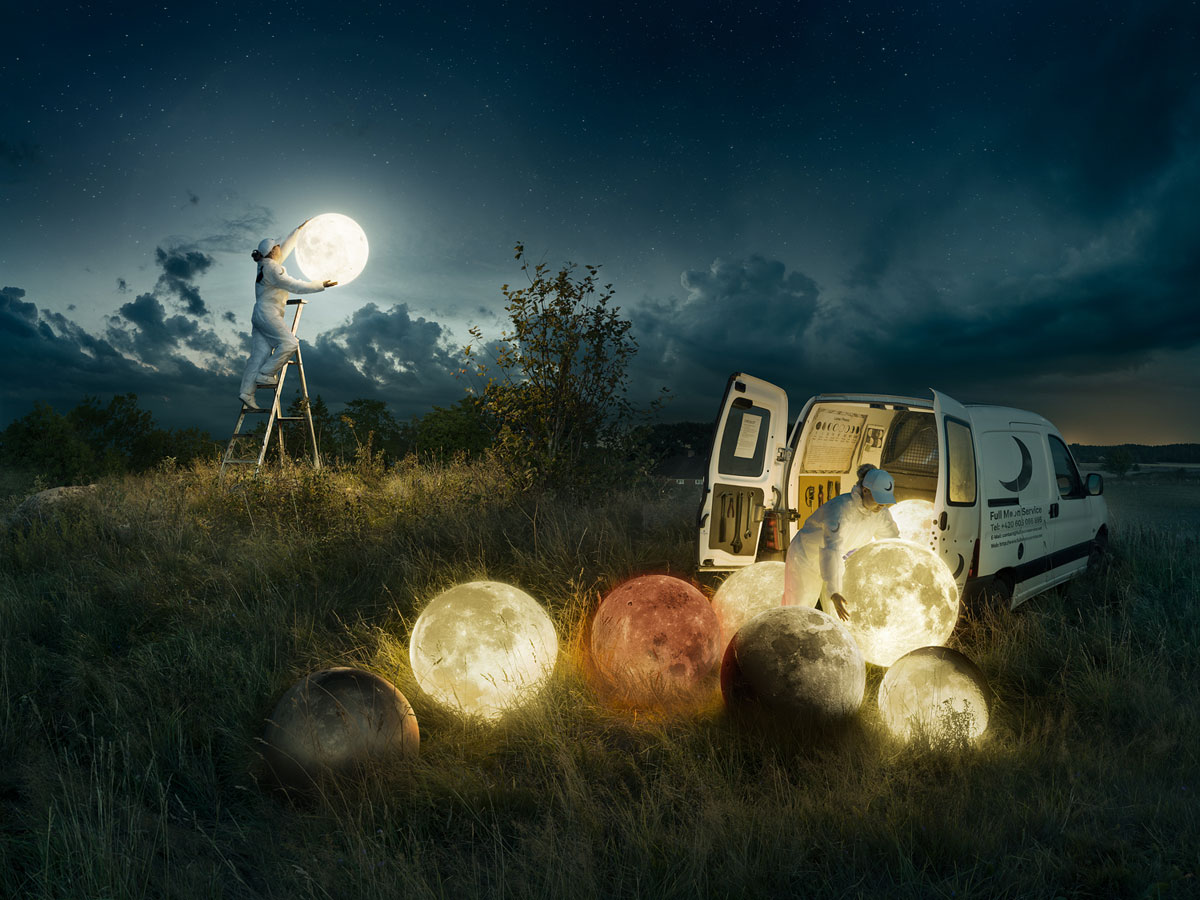full moon service by erik johansson Full Moon Service