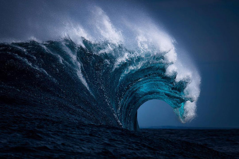 ray collins wave photos 15 Ray Collins Captures Waves Like Youve Never Seen Them Before (24 Photos)