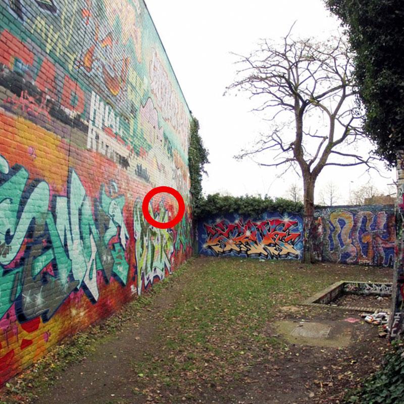 chunk from famous dutch graffiti wall reveals 30 years of art 4 Chunk from Famous Dutch Graffiti Wall Reveals 30 Years of Art