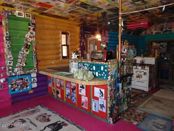 craziest cat house ever stanford concho arizona 19 Inside this Unassuming Log Cabin is the Craziest Cat House You Will Ever See