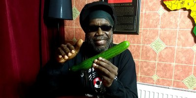 This Reggae Song About the Health Benefits of Cucumber is the Best Thing You'll Hear Today