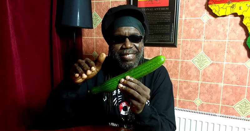 This Reggae Song About the Health Benefits of Cucumber is the Best Thing You'll HearToday