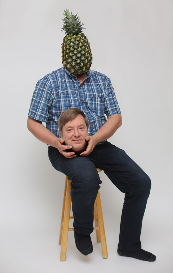 dad with pineapple meme reddit 10 Proud Dad Posing with a Pineapple He Grew Goes Viral and the Photoshops are Hilarious