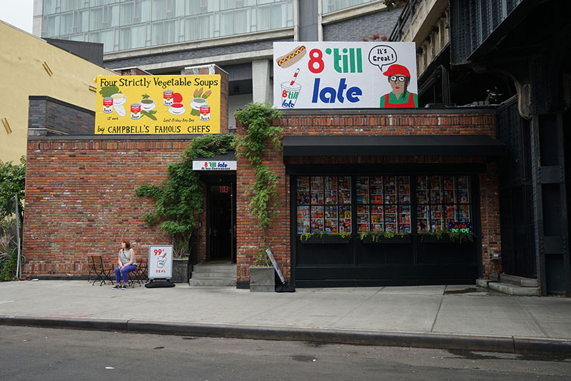 felt convenient store new york by lucy sparrow 3 Artist Opens Fauxdega in New York With 9,000 Felt Products and Its Already Sold Out