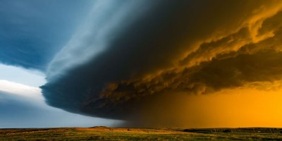 6 Years of Incredible Supercell Timelapses Set to Moody Classical Music