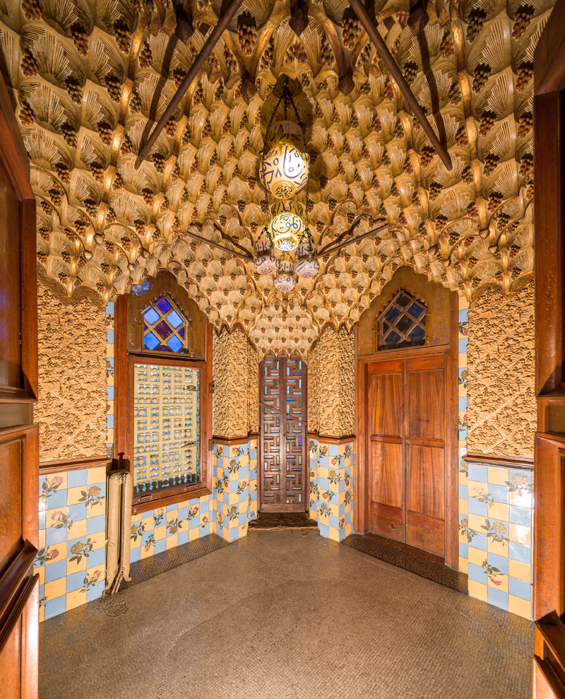 gaudi first house ever casa vicens 12 The First House Gaudi Ever Designed Just Opened to the Public After 130 Years
