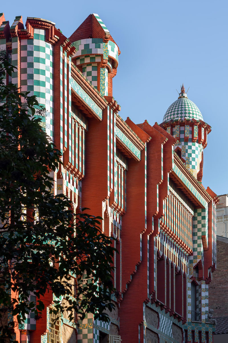 gaudi first house ever casa vicens 3 The First House Gaudi Ever Designed Just Opened to the Public After 130 Years