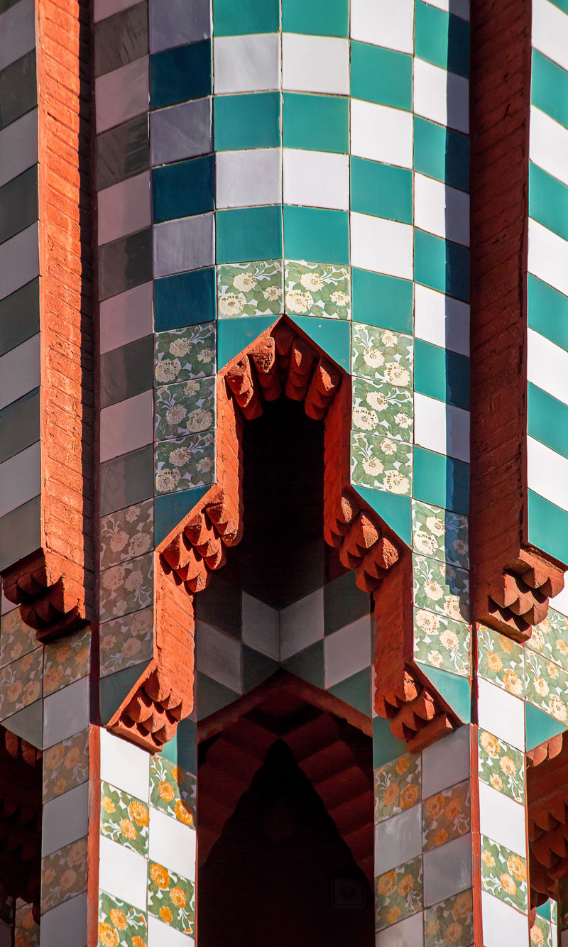 gaudi first house ever casa vicens 5 The First House Gaudi Ever Designed Just Opened to the Public After 130 Years