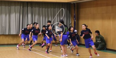 Japanese Kids Set Team World Record for Most Skips Over a Single Rope in 1Minute