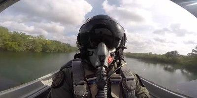 Crazy Compilation of Low Altitude Flying [CockpitPOV]