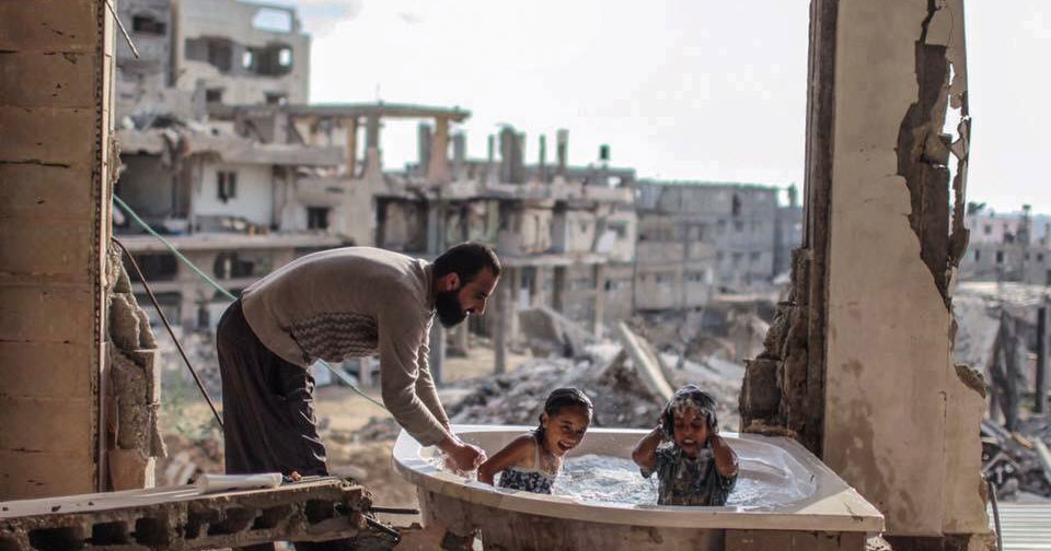 Powerful Photos That Capture the Indomitable Spirit of Kids in War Torn Regions