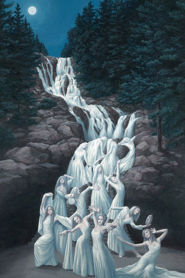 surreal paintings by rob gonsalves 1 12 Mind Bending Magic Realism Paintings by Rob Gonsalves