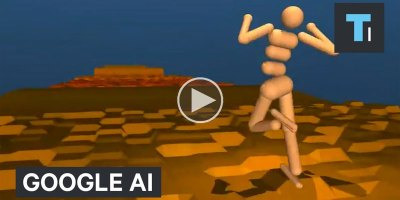 Google's DeepMind AI was Told to Teach Itself How to Walk and This is What it Came UpWith
