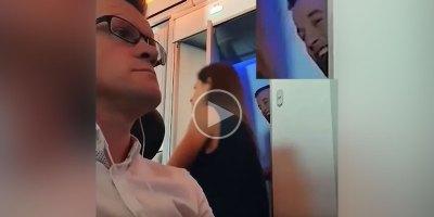 "Virgin Atlantic Passenger's Vid of ""Smile High Club"" GoesViral"
