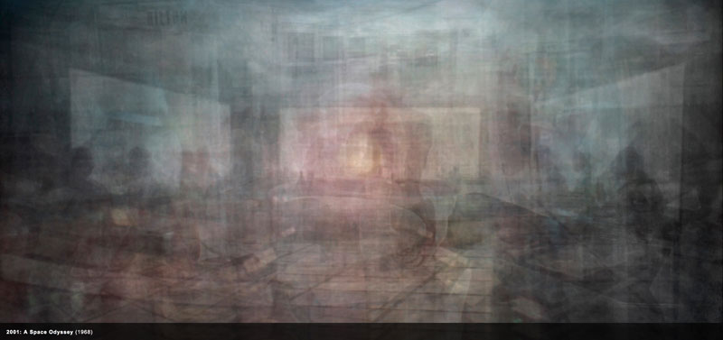 haunting abstract images made from ultra long exposures of entire films by jason shulman 11 Haunting Abstract Images Made from Ultra Long Exposures of Entire Films