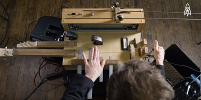 The Apprehension Engine: The One-of-a-Kind Instrument that Makes Horror Movie Sounds