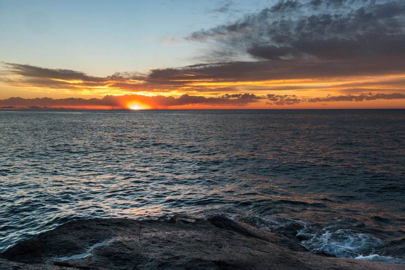 lake superior sunset 10 Truth Bombs to Drop at your Next Dinner Party