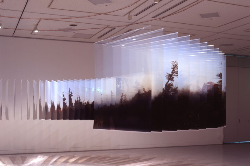 layered landscapes by nobuhiro nakanishi 12 Layered Landscapes by Nobuhiro Nakanishi