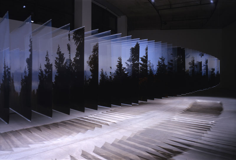 layered landscapes by nobuhiro nakanishi 3 Layered Landscapes by Nobuhiro Nakanishi