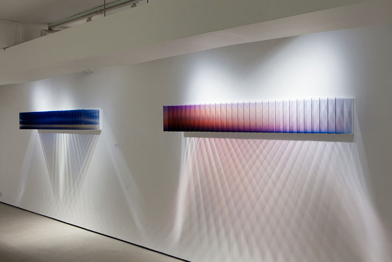 layered landscapes by nobuhiro nakanishi 6 Layered Landscapes by Nobuhiro Nakanishi