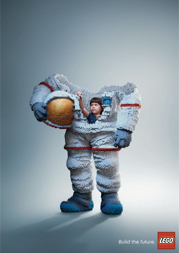 lego build the future ads by ogilvy bangkok 1 These Award Winning LEGO Build the Future Ads Nailed It