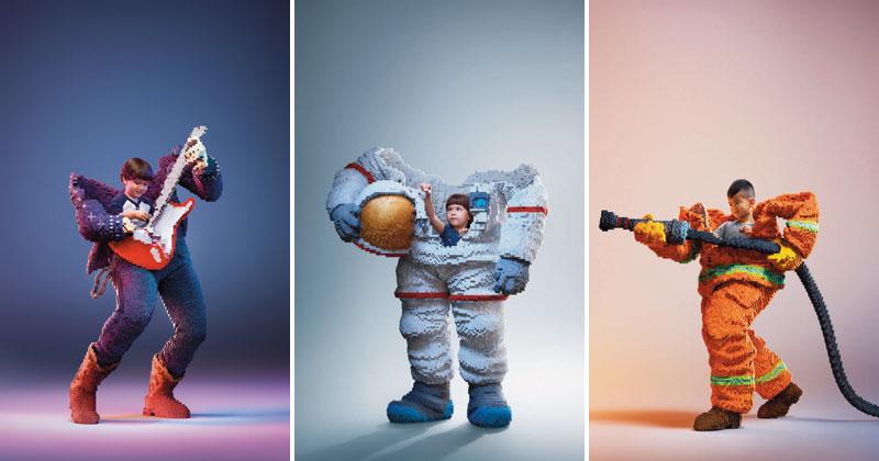These Award Winning LEGO 'Build the Future' Ads NailedIt