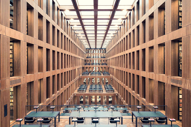 libraries of europe by thibaud poirier 5 Palaces of Self Discovery: Amazing Libraries Across Europe by Thibaud Poirier