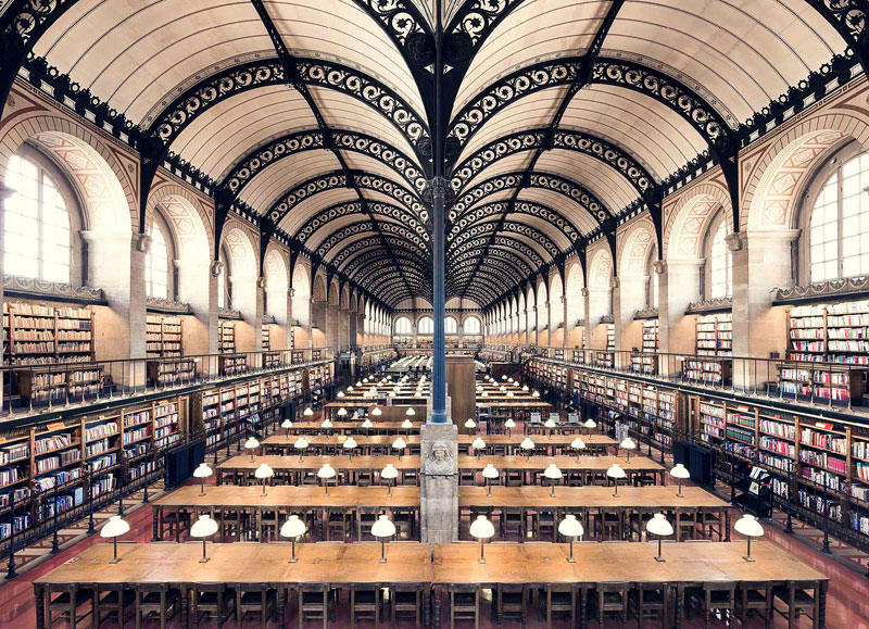 libraries of europe by thibaud poirier 6 Palaces of Self Discovery: Amazing Libraries Across Europe by Thibaud Poirier