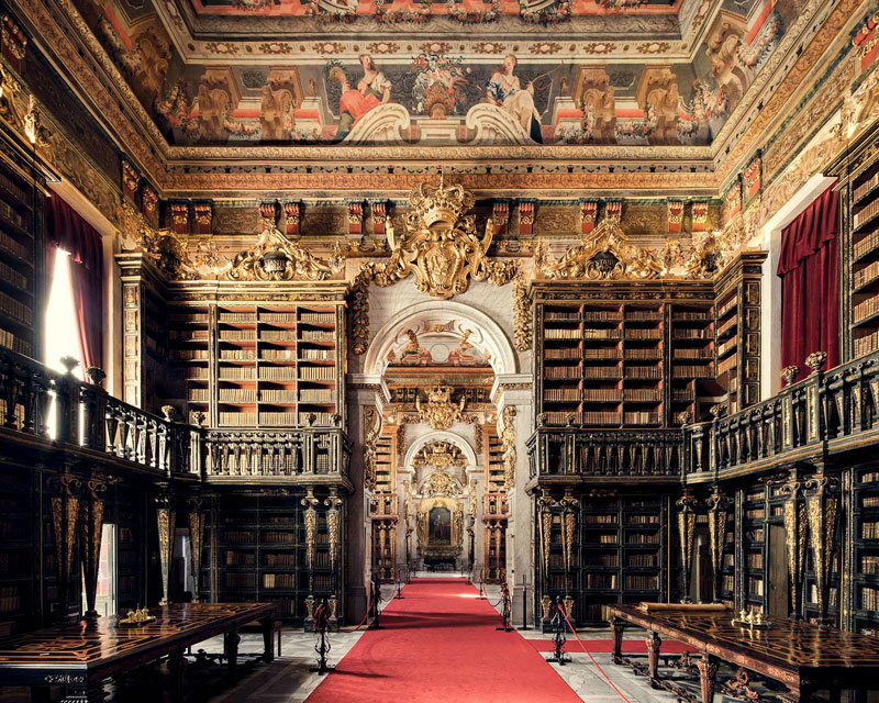 libraries of europe by thibaud poirier 7 Palaces of Self Discovery: Amazing Libraries Across Europe by Thibaud Poirier