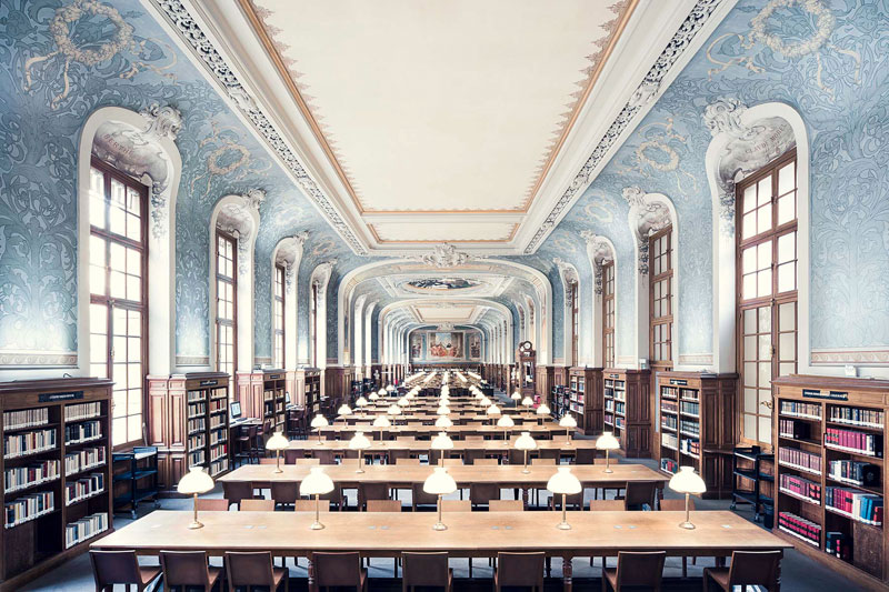 libraries of europe by thibaud poirier 9 Palaces of Self Discovery: Amazing Libraries Across Europe by Thibaud Poirier